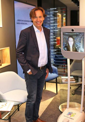 Ronald Focken, Geschäftsführer der ServiceplanServiceplan