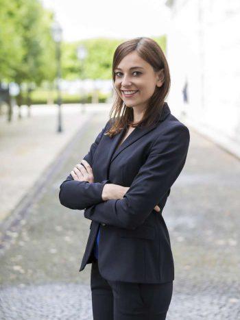 Sylvie Hauke, Projektleiterin der InnoVario, V.E.R.S. LeipzigInnoVario