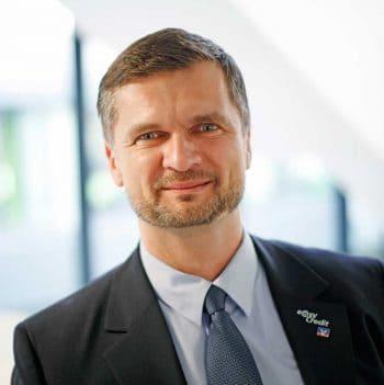Christian Polenz, Vorstand der TeamBank TeamBank