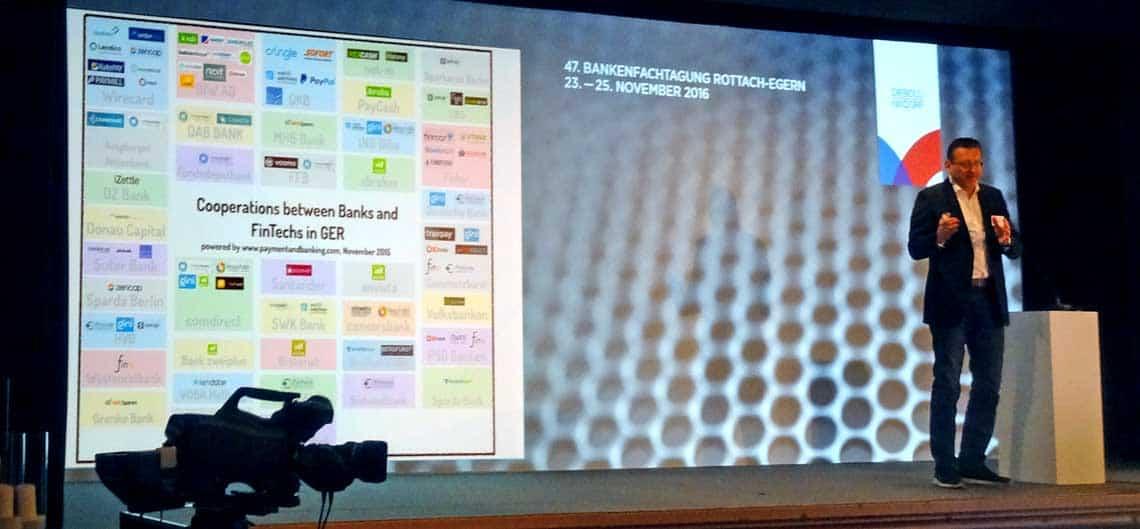 Dr. Martin Setzer forderte eindringlich zu mehr Innovationsbereitschaft aufITFM