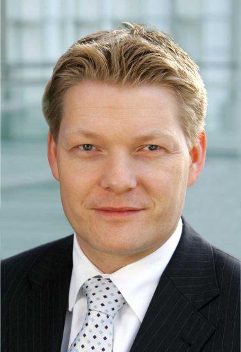 Stefan Roesler, Geschäftsführer des Deutschen Sparkassenverlags DSV