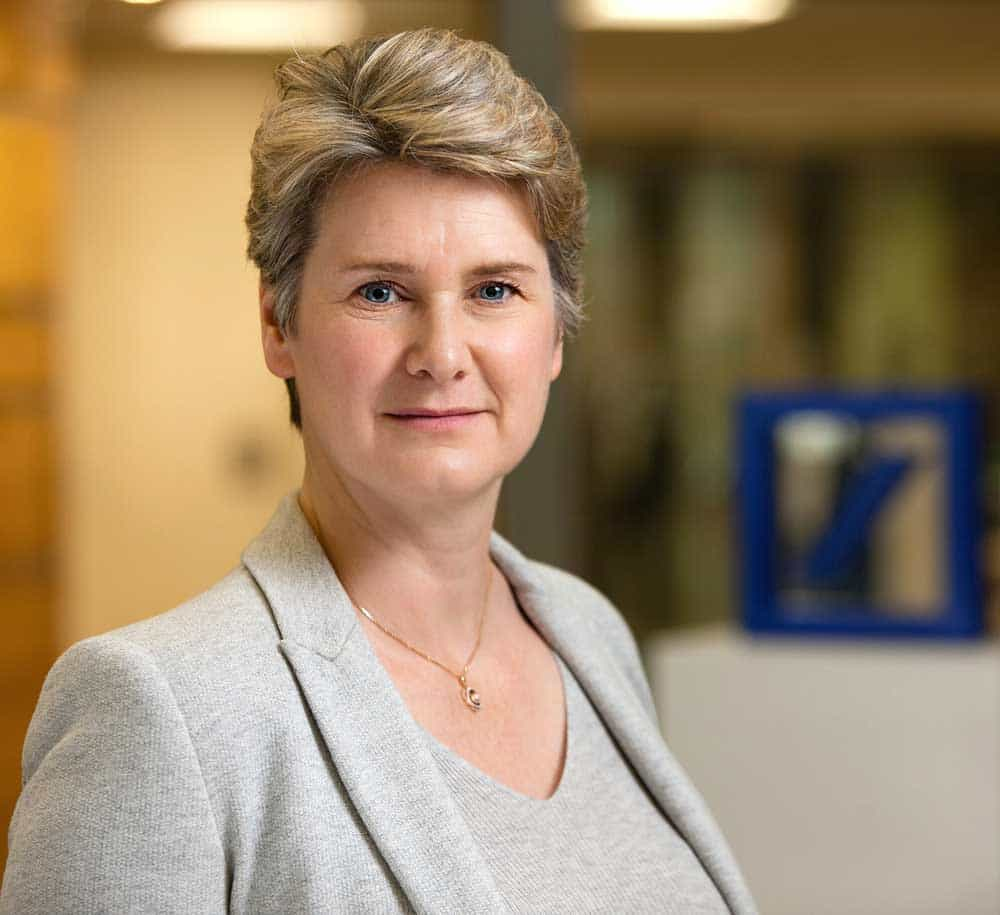 Elly Hardwick, Head of InnovationDeutsche Bank