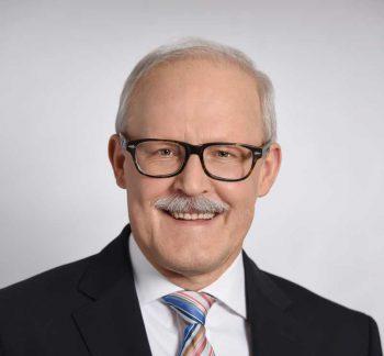 Wolfgang Eckert, Mitglied des Vorstands der Fiducia GADFiducia GAD