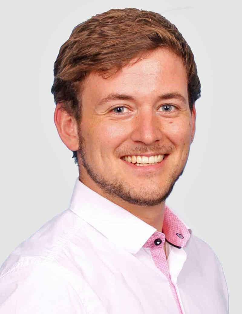 Michael Maier, Head of Sales & Marketing GiniGini