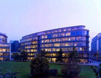 Der Kölner Sitz der VOV Versicherung.VOV GmbH