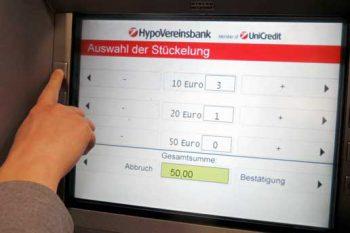 POS-Terminals und Geldautomaten der Unicredit & HVB werden zumindest für die nächsten 10 Jahre von SIA betrieben.HVB