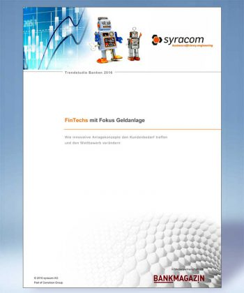 syracom/Bankmagazin