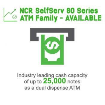 NCR SelfServ 80, 10-Kassetten-Geldausgabe<q>NCR</q>