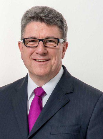 Thomas Ullrich, Vorstand der DZ BANK