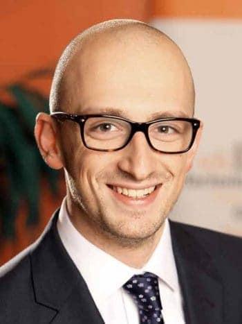 Valentino Pola, Senior Manager Cofinpro zuständig für Digitalisierung