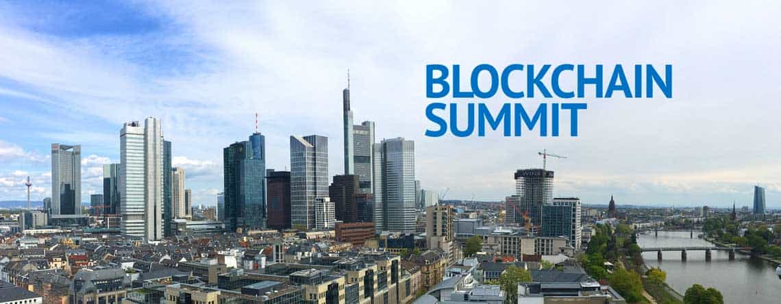 Blockchain Summit Frankfurt Management Circle