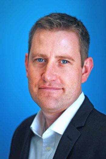 Neil Thacker, Deputy CISO von Forcepoint<q>Forcepoint