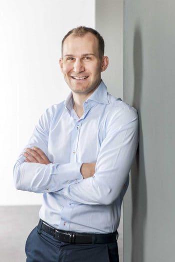 Joerg Schwitalla, Geschäftsführer giropay