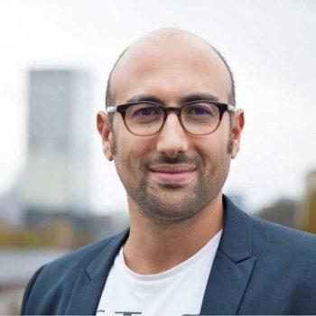 Dr. Sebastian Schäfer, (Geschäftsführer TechQuartiers) hat hohes Interesse an FinTechs aus Irland