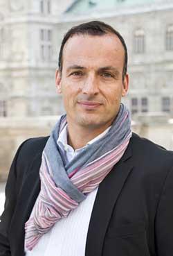 Gérard Bauer, VP EMEA bei Vectra Networks