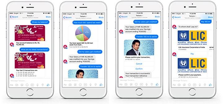 KI-Plattform für Banken mit Chat und Sprachsteuerung – von Infosys