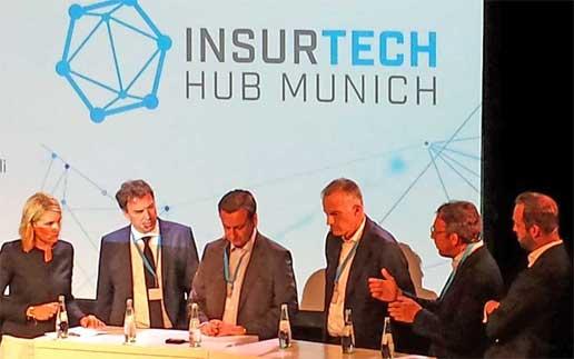 12 Versicherungs-Unternehmen aus Bayern haben gestern in einer gemeinsamen Initiative den InsurTech Hub Munich e.V. gegründet. Ziel ist es, die digitale Transformation gemeinsam aktiv zu gestalten und München zu einem attraktiven Standort für die besten i