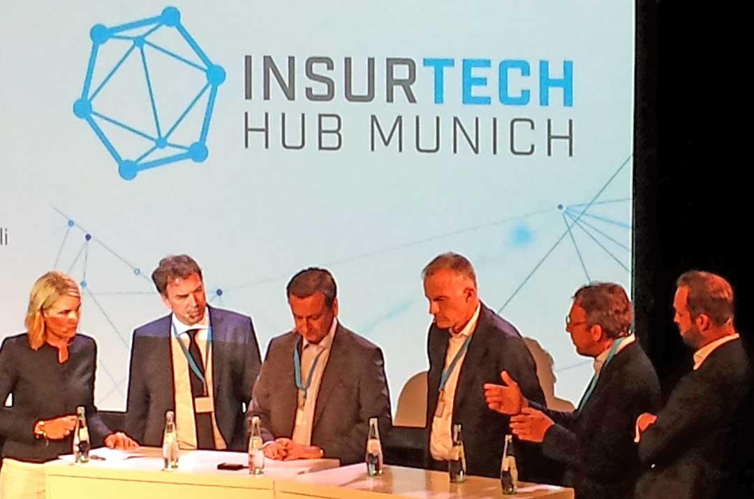 Insurtech hub munich innovation f r den versicher for Stellenanzeigen in munchen