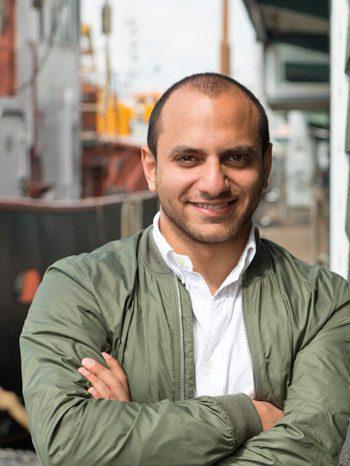 Argin Keshishian Namagerdi, Geschäftsführer PublicCoffeRoasters