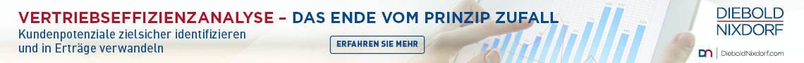 Diebold Nixdorf - Vertriebseffizienzanalyse - Das Ende vom Prinzip Zufall