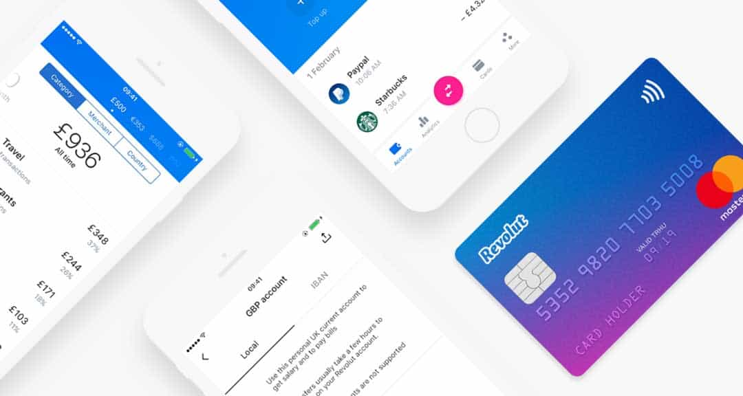 Banking-App: Revolut startet offiziell in Deutschland