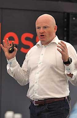 Ken Moore, Executive Vice President, Mastercard Labs