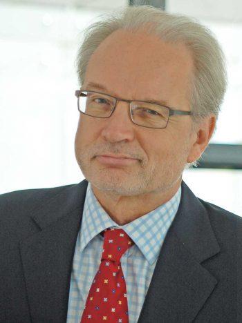 Dr. Konstantin Koenigs, Vorsitzender der Geschäftsführung von NCR Deutschland