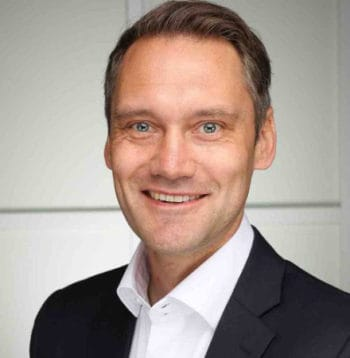 Joris Hensen Innovation Manager Deutsche Bank