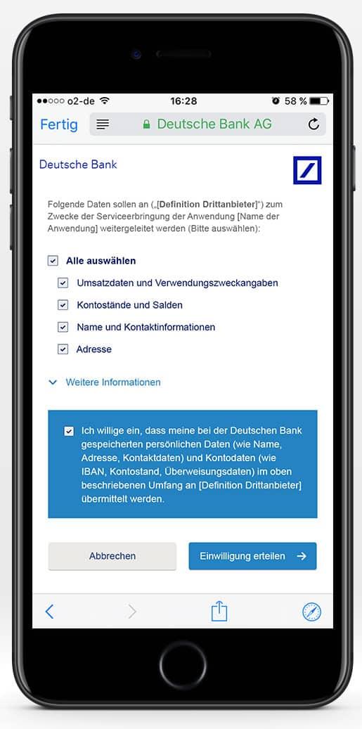 Dbapi Mehr Als Psd2 Api Deutsche Bank öffnet Schnittstelle Für