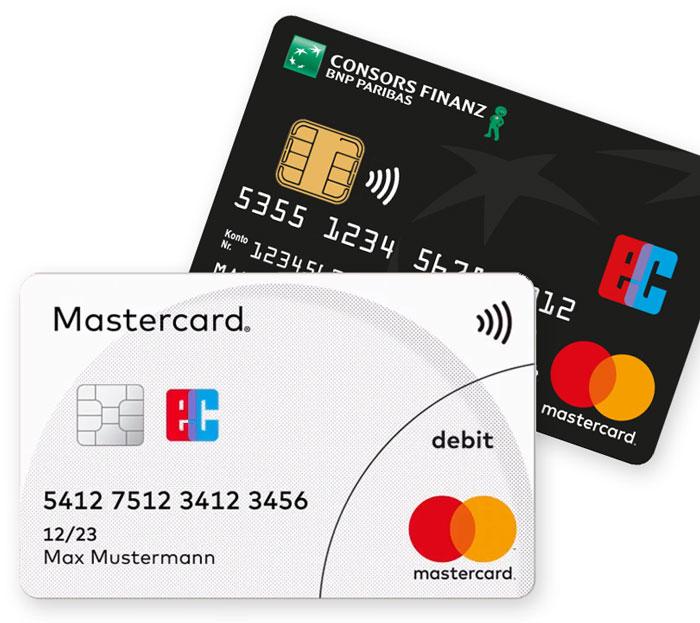 maestro und mastercard