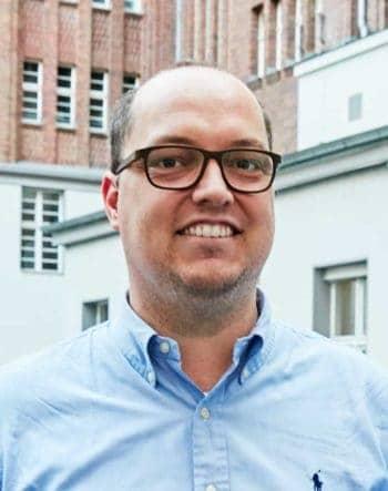 Sebastian Pitzler (36) wird neuer Geschäftsführer der InsurLab Germany - beteiligt am Free Insurance Data Initiative FRIDA