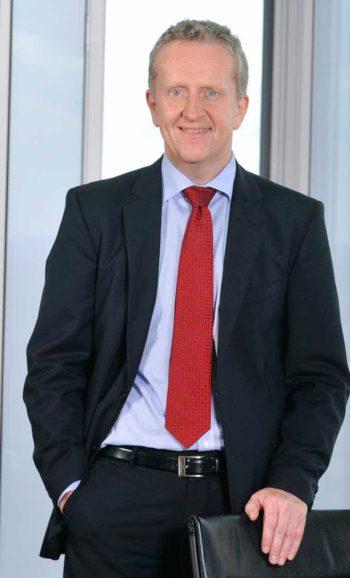 Rupert Lehner, Head of Central Europe, EMEIA Products & Platform Enterprise Services bei Fujitsu