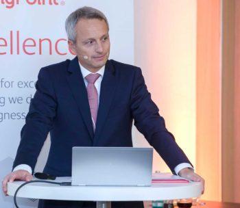 Volker Steck, Vorstandsvorsitzender Helvetia Deutschland
