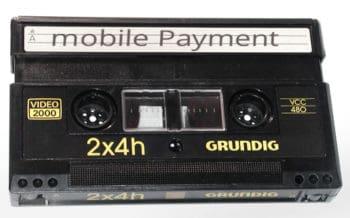 Video 2000 konnte sich - obwohl technisch besser - nicht durchsetzen. Droht der Vodafone-Wallet das gleiche Schicksal?