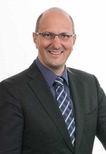 hristoph Huber, Vorstand Unternehmensentwicklung VR Bank Kaufbeuren-Ostallgäu