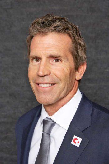 David E. Rutter, CEO von R3
