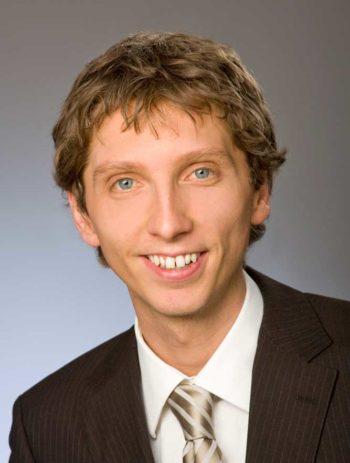 Projektleiter Dr. Florian Hutter