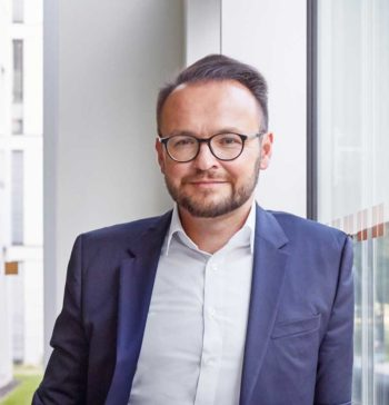 Reinhald Tahedl, CEO Finconomy