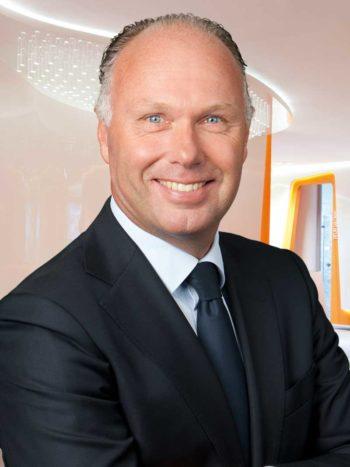 Nick Jue Vorstandsvorsitzender ING-DiBa