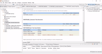 Veränderte Testbedingungen fördern Code-Fehler zutage.<q>compuware.com</q>