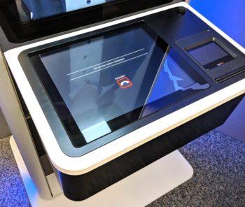 Dokumentenscanner und Unterschriftenpad