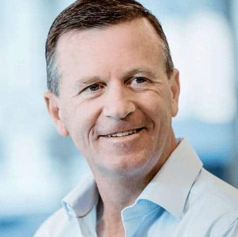 Gerrard Schmid, CEO von Diebold Nixdorf