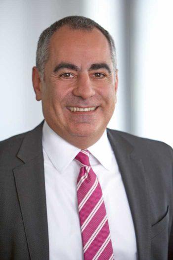 Carlos Gómez-Sáez, Vorsitzender der Geschäftsführung der VR Payment