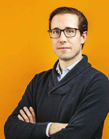 Jörg Howein, solarisBank Chief-Produkt Officer