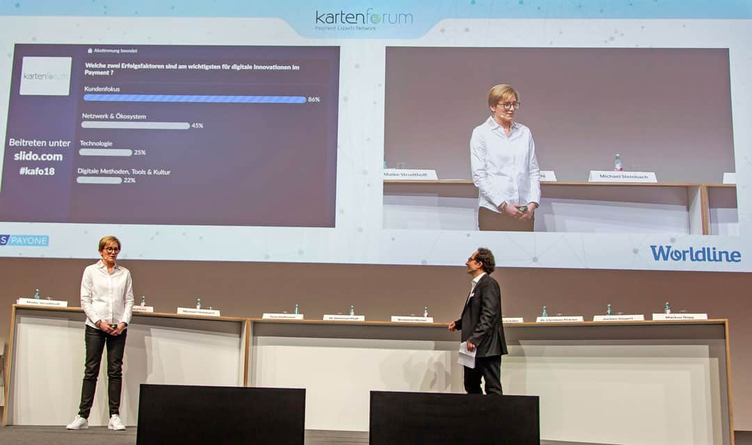 Kartenforum 2018 - Omnichannel Payment und Customer Journey
