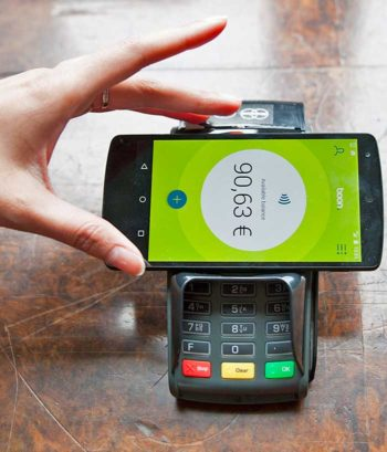 Boon NFC-Payment