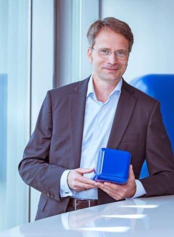 Dr. Holger Rommel, COO Adcubum