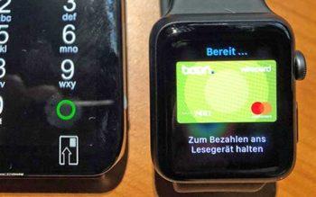 Bezahlen per Apple Pay war mit Boon schon vor dem heutigen Start möglich.