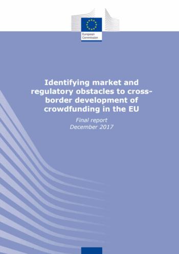 FISMA-Report - Grundlage für europäischen Vorschlag für Crowdfunding-Regulierung