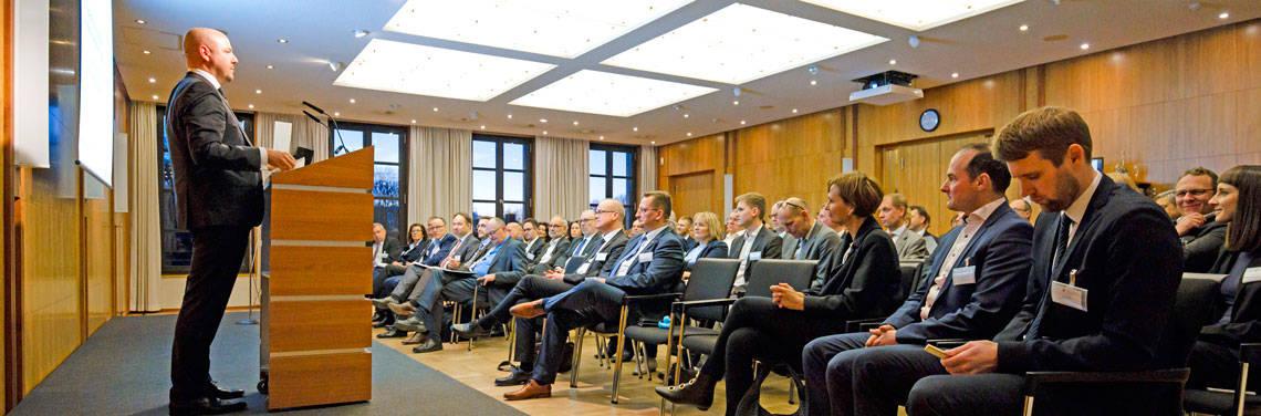 Das Event der Initiative Deutsche Zahlungssysteme (EURO Kartensysteme)